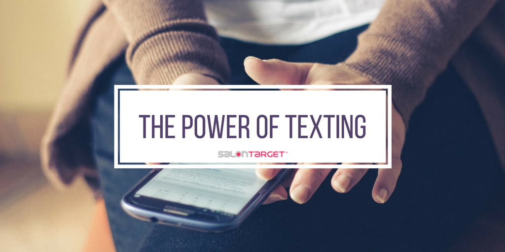 power of texting
