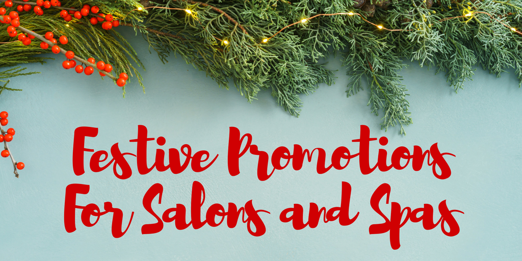 Festive Promotions For Salons and Spas